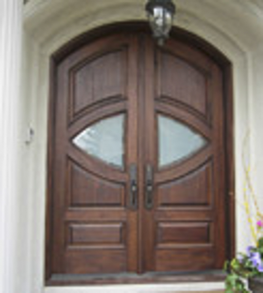distinctive exterior and interior solid wood doors solutions for entry